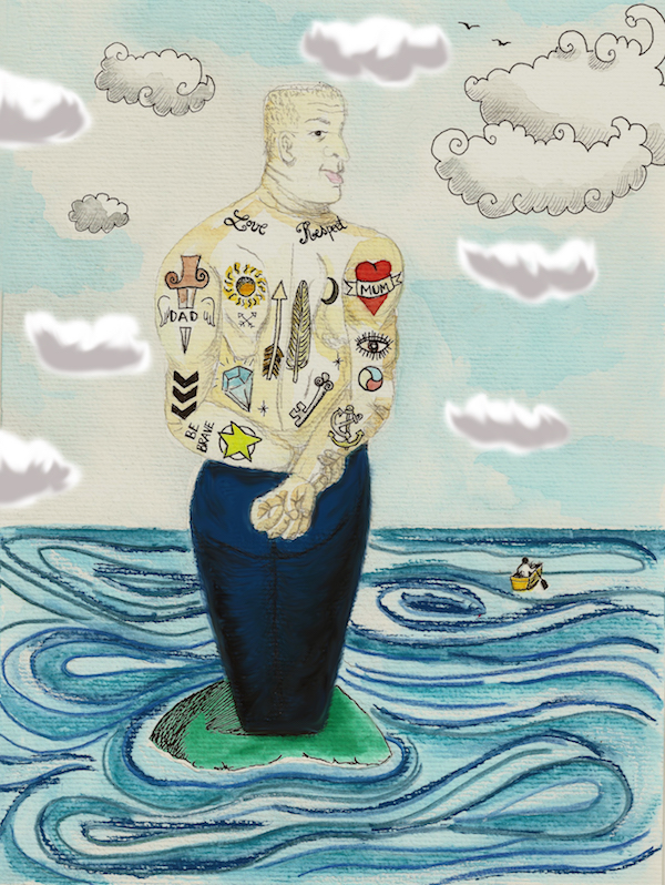 Um Homem é uma Ilha-redux